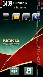 Nokia Series Theme-Screenshot