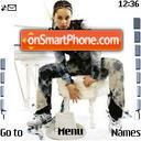 Alicia Keys 01 es el tema de pantalla