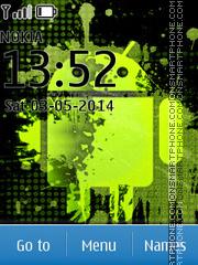 Скриншот темы Android 10