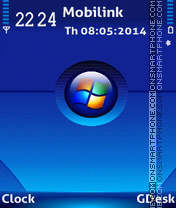 Windows blue theme screenshot