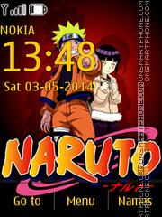 Naruto 15 theme screenshot