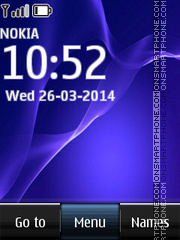 Xperia Z2 | Android Phone theme screenshot