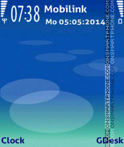 Nokia defalt theme screenshot