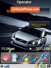 Volvo V50 T5 AWD es el tema de pantalla