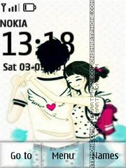 Couple 08 es el tema de pantalla