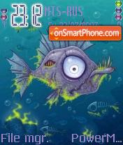 Zombiefish es el tema de pantalla
