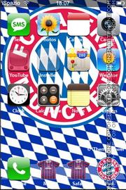FC Bayern München 01 theme screenshot