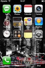 New York 07 theme screenshot