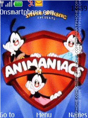 Animaniacs theme screenshot