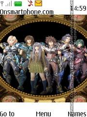 Скриншот темы Saint Seiya Legend of Sanctuary