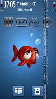 Fish 14 theme screenshot