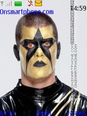 WWE Stardust tema screenshot