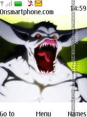 Blood Plus Quiroptero theme screenshot