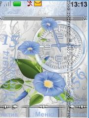 Tenderness Flower theme screenshot