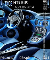 Maserati theme screenshot