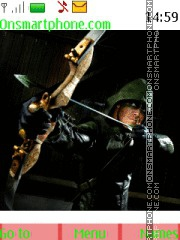 Arrow theme screenshot