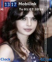 Priyanka chopra tema screenshot