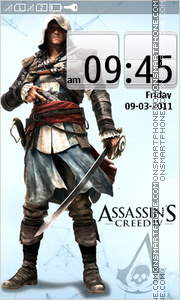 Assassins Creed IV theme screenshot
