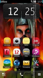 Naruto 16 es el tema de pantalla