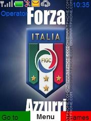 Italia es el tema de pantalla
