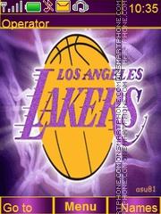 Lakers es el tema de pantalla