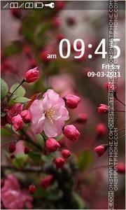 Скриншот темы Spring Flowers 14