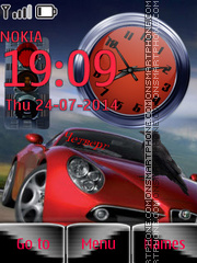 Alfa Romeo Theme-Screenshot