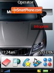 Volvo V70 01 es el tema de pantalla