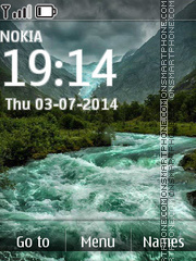 Norway HD Photo theme screenshot
