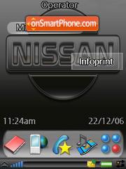 Nissan Rd es el tema de pantalla