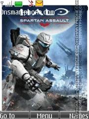 Halo Spartan Assault es el tema de pantalla