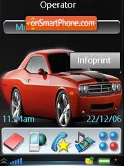 Dodge Challenger es el tema de pantalla