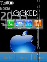 Locked 01 theme screenshot