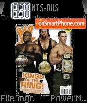 Kings Of The Ring theme screenshot