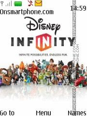 Disney Infinity theme screenshot
