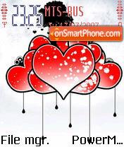 Tree of Love es el tema de pantalla