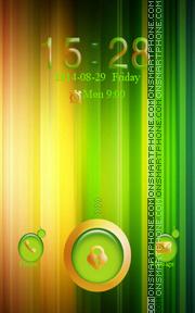 Locker Theme17 theme screenshot