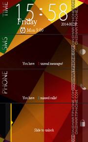 Locker Theme18 theme screenshot