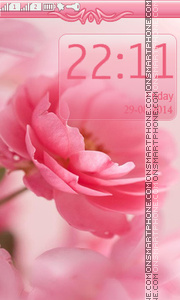 Pink Flower2 By Naz Theme-Screenshot