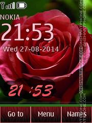 Скриншот темы 12 Roses Pics
