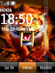 Tiger 59 theme screenshot