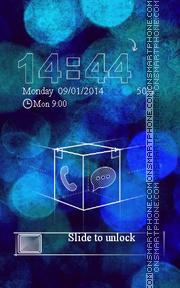 Locker Theme24 theme screenshot