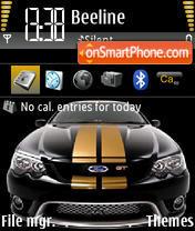 Ford Fpv Gt 40th Ann theme screenshot