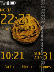 Islamic 04 tema screenshot