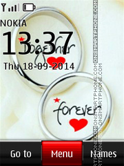 Together Forever 16 Theme-Screenshot