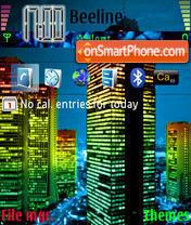 In Trance theme screenshot