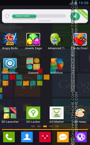 Windows 8 23 tema screenshot