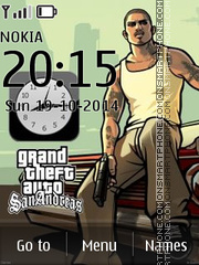 GTA SanAndreas 02 tema screenshot
