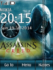 Assassins Creed 04 theme screenshot