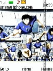Captain Tsubasa tema screenshot